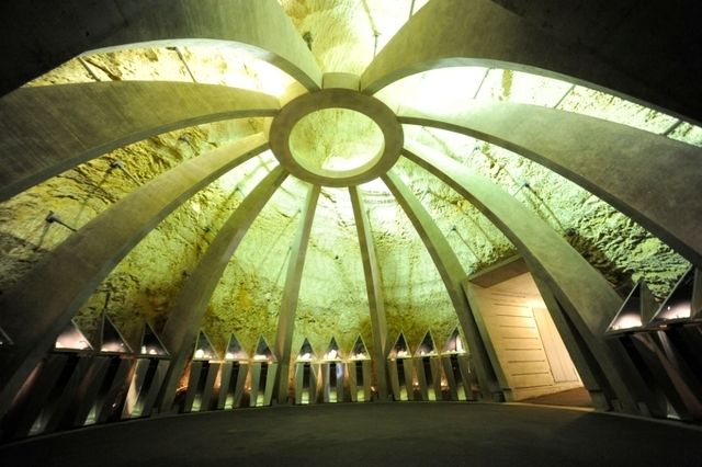 Dome of the fairy treasure. Source: 24heures.ch