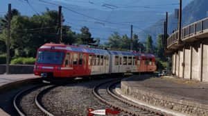 Le Mont-Blanc-Express