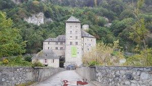 le château de Saint-Maurice