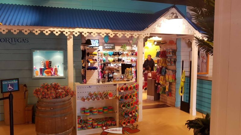 La boutique d'aquaparc