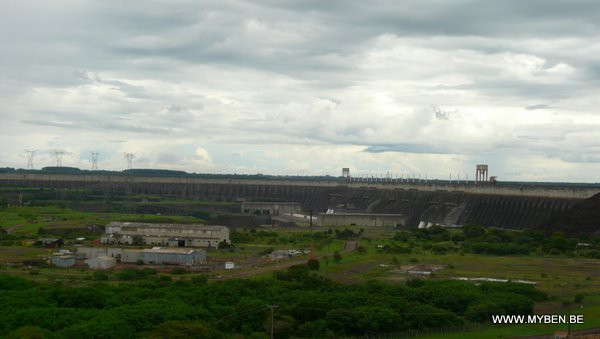The itaipu dam - Hydroelectricity in French-speaking Switzerland