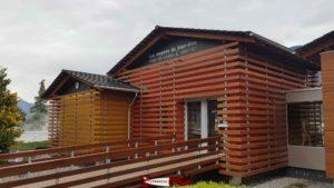 """""""Mayens du Bien-Être"""" area saillon thermal baths"""