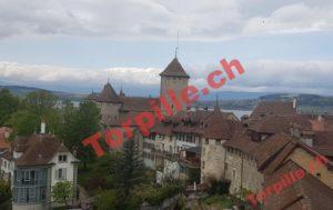 le château de Morat