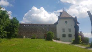 le château de Valruz