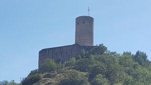 le château de la Batiaz à Martigny
