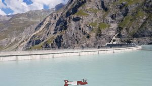 The Mauvoisin dam - Hydroelectricity in French-speaking Switzerland