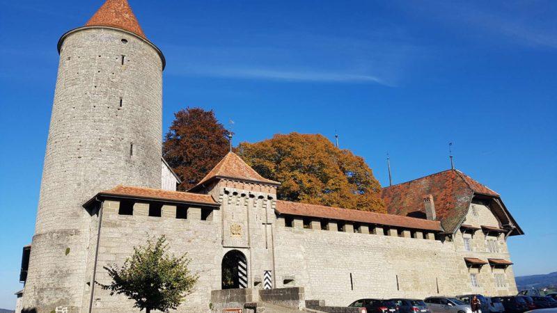 Les Châteaux et remparts de Romont
