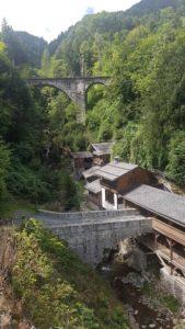 Les Vieux Moulins de la Tine
