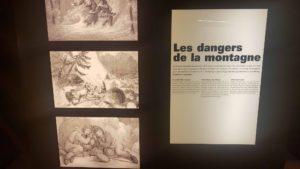 Le musée près de l'Hospice du Grand-Saint-Bernard