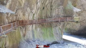 Les gorges du Trient - Week-end inoubliable en Suisse Romande