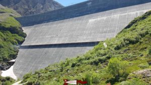 Le barrage de la grande dixence - Week-end inoubliable en Suisse Romande