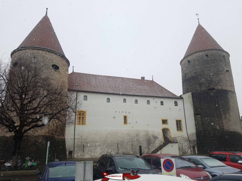 The Museum of Yverdon and its region is located within the castle of Yverdon built in the Middle Ages.