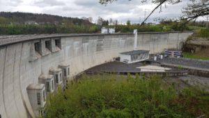 Le barrage de Schiffenen - Hydroélectricité en Suisse Romande