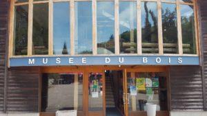 Le musée du bois de l'Arboretum d'Aubonne