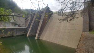 barrage d'aubonne - hydroélectricité en suisse romande