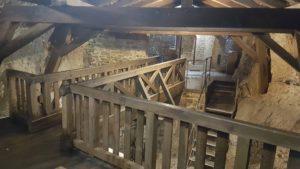 Les moulins souterrains du col des Roches dans le canton de Neuchâtel - moulins de saint-luc