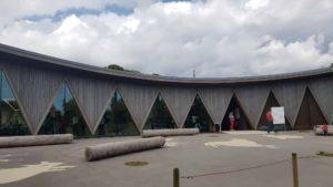Le zoo de la garenne en suisse romande comme le zoo de Servion