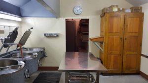 La cuisine du fort cindey