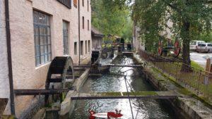 Musée du Fer et du Chemin de Fer - hydroélectricité en Suisse Romande