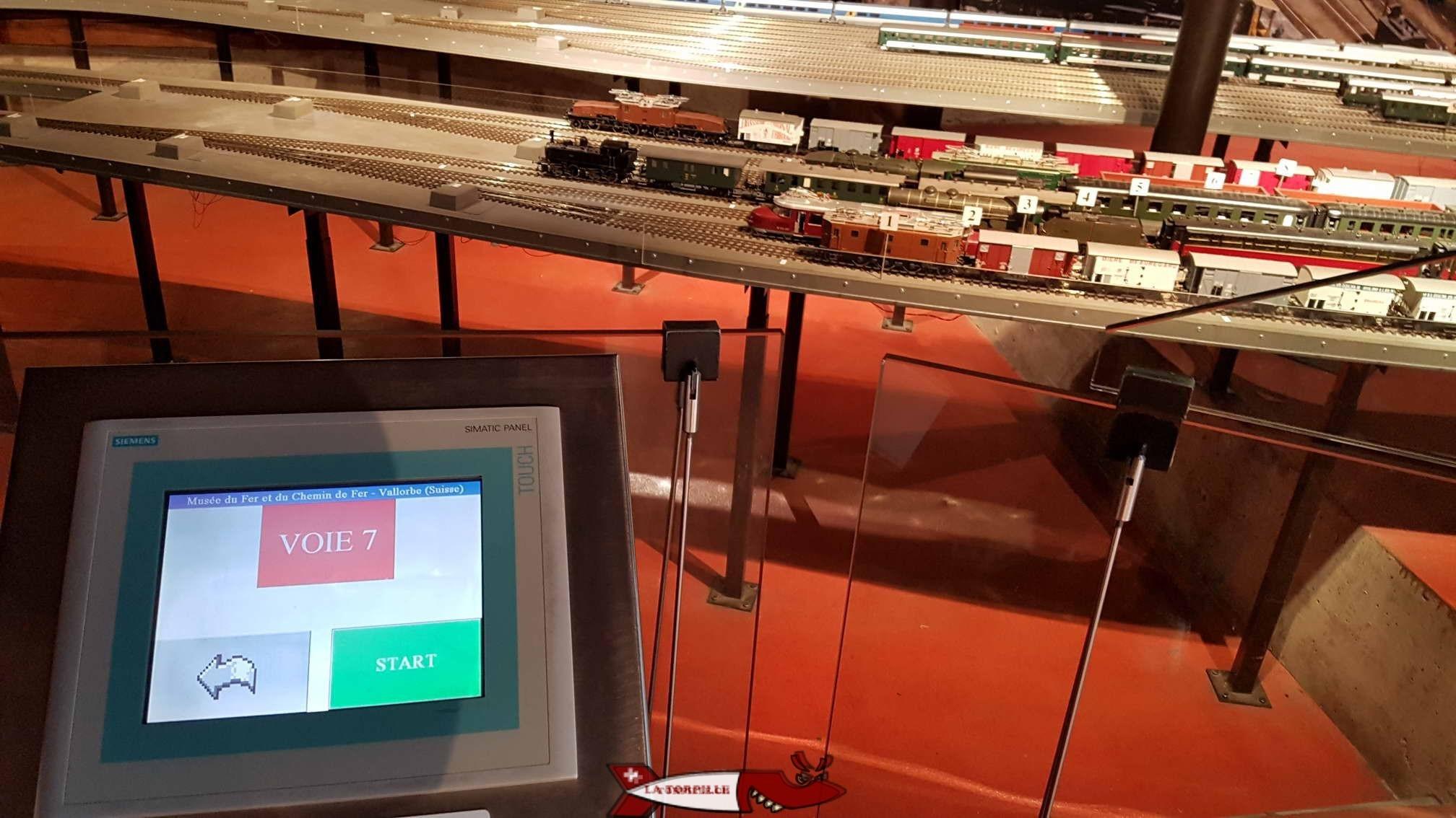 Musée du fer et du chemin de fer Vallorbe