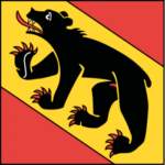 Drapeau Suisse du canton de Berne