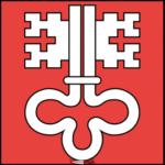 Drapeau Suisse du canton de Nidwald
