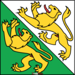 Canton of thurgau Flag