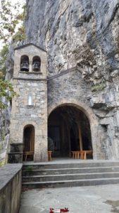 la chapelle de Notre Dame du Scex