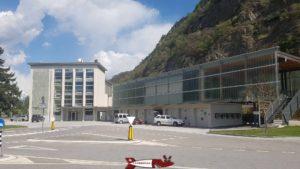 Usine de hydroélectrique de Nendaz