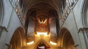 L'orgue de la cathédrale de Lausanne - musée suisse de l'orgue