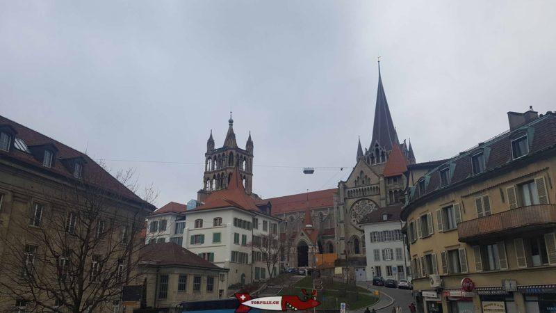 la cathédrale de genève