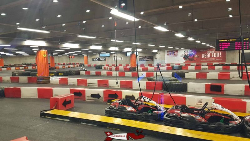piste de karting rennaz