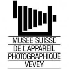 logo musée suisse de l'appareil photographique de vevey