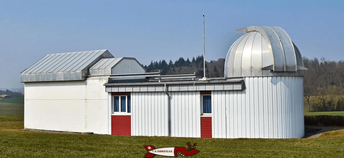 observatoire d'épendes fribourg