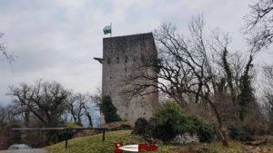 le château de Saint-Triphon