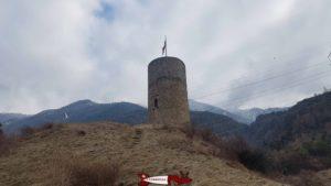 le château de Saxon