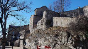 le château de Majorie à Sion