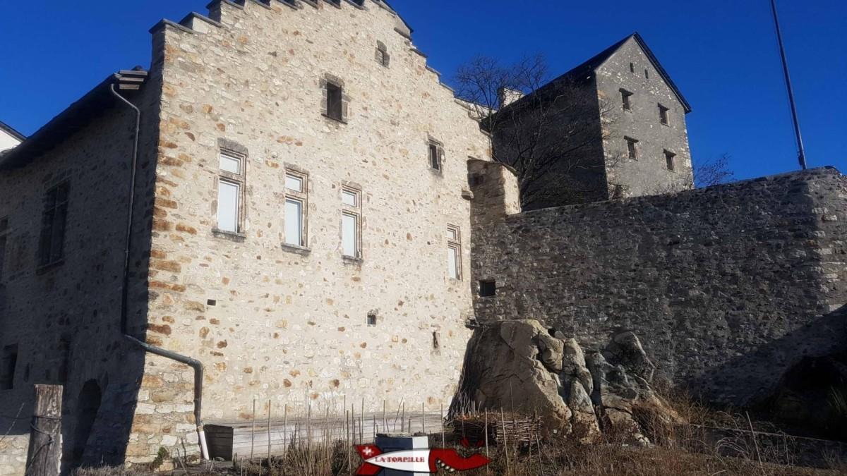 Musée d'histoire du Valais