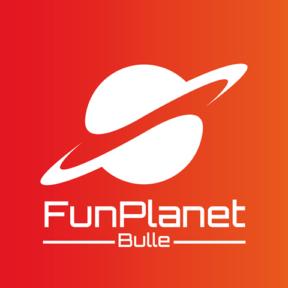 logo de fun planet bulle