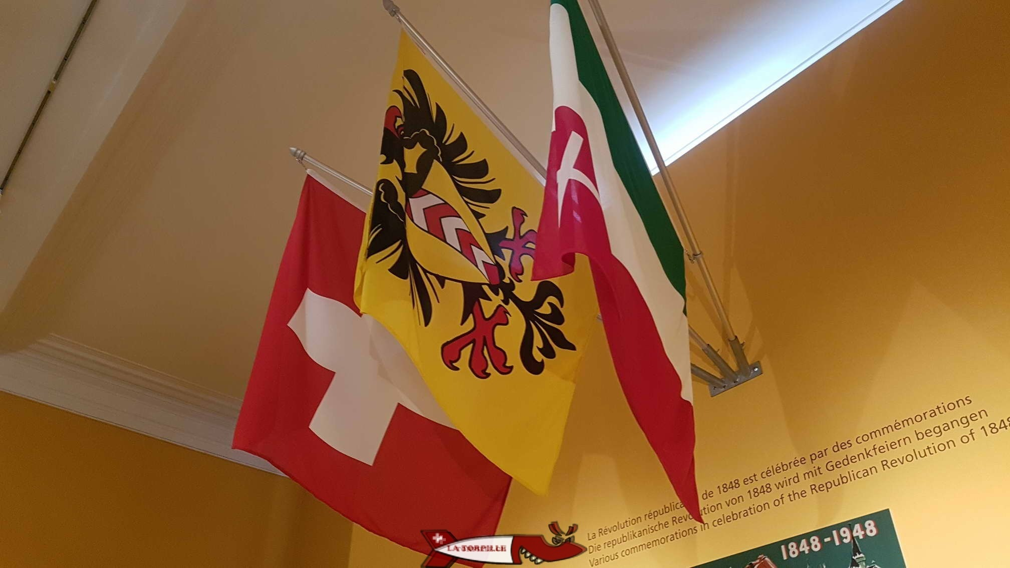 Hisoire de la Suisse Romande