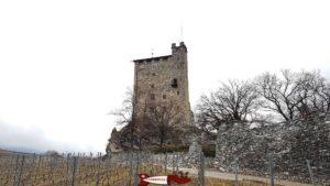 le château de Goubing à Sierre
