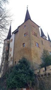 le château de Gorgier