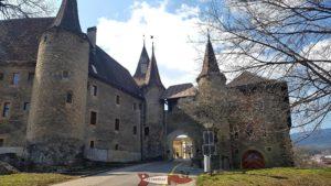 le château de Colombier