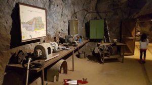 Atelier Saint Pierre. - mines de sel de Bex
