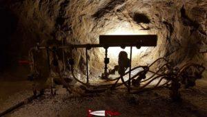 Salle René Burnier. - mines de sel de Bex