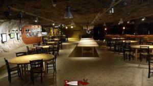 Taverne du Dessaloir - Restaurent - mines de sel de Bex