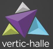 logo vertic-halle