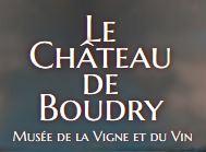 logo musée de la vigne et du vin boudry