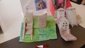 Les châteaux d'Ogoz - île et château d'Ogoz
