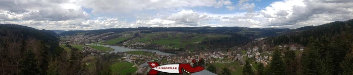 vue depuis la Tour Jürgensen